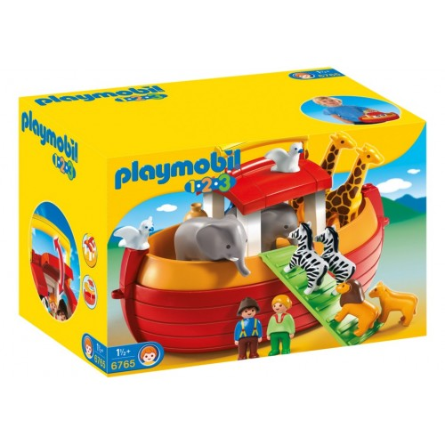 6765 Briefcase Ark of Noah 1.2.3. -Playmobil