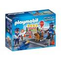 6878 control of lock Street - Playmobil police