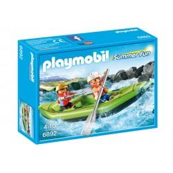6892 barca bambini Rafting - Playmobil