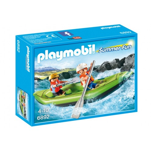 6892 boat children Rafting - Playmobil