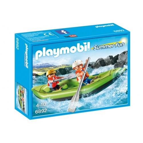6892 boat children Rafting - Playmobil