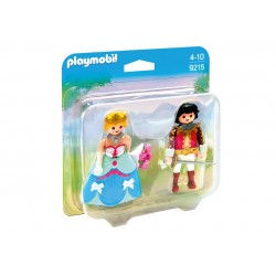 9215 - Duo Pack Príncipe y Princesa - Playmobil