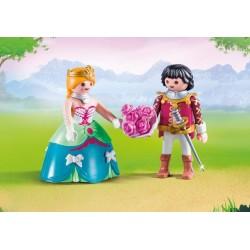 9215 - duo Pack Principe e la principessa - Playmobil