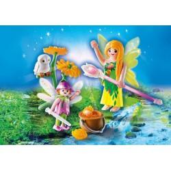 9208 - Hada de las Piedras Preciosas - Playmobil