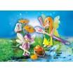 9208 - Fairy of gemstones - Playmobil