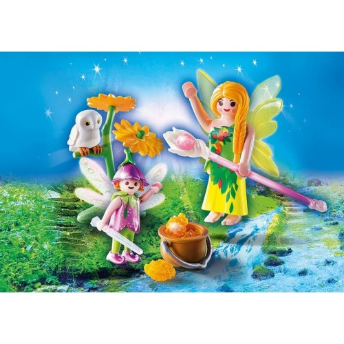 9208 - Fairy of gemstones - Playmobil