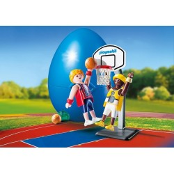 9210 duel basketball - Playmobil