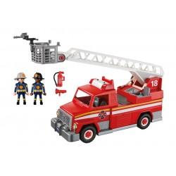 5682 soccorso camion fuoco - esclusiva USA - Playmobil