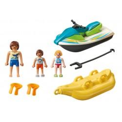 6980 watercraft float banana - Playmobil