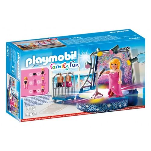6983 cantante viva musica - Playmobil