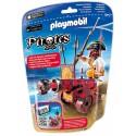 6163 - Cañón Interactivo con Bucanero - Playmobil