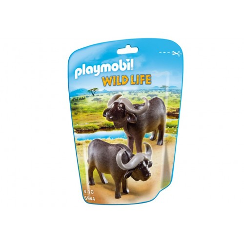 6944 - Búfalos Sabana Africana - Playmobil