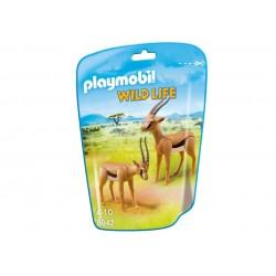 6942 - Gacelas Sabana Africana - Playmobil