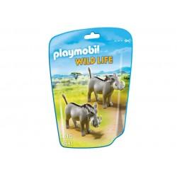 6941 - Facóceros Sabana Africana - Playmobil