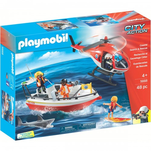 5668 - Club Guardacostas - Playmobil