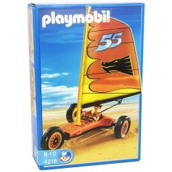 4216 - Vehículo de Vela Arena - Playmobil
