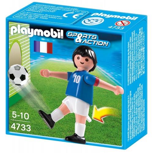 4733 - Futbolista Francia - Playmobil
