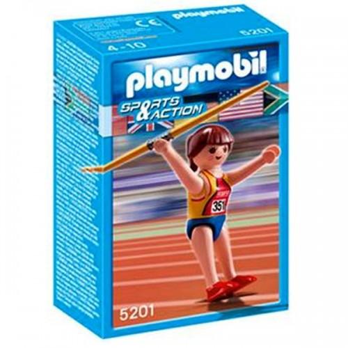 5201 - Lanzadora de Jabalina Olimpiadas - Playmobil