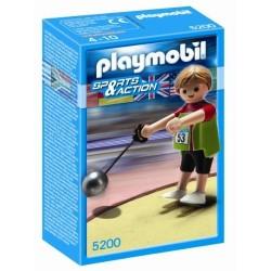 5200 - Lanzamiento de Martillo - Playmobil