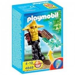 4848 - Guardián del Templo con Arma Verde - Playmobil