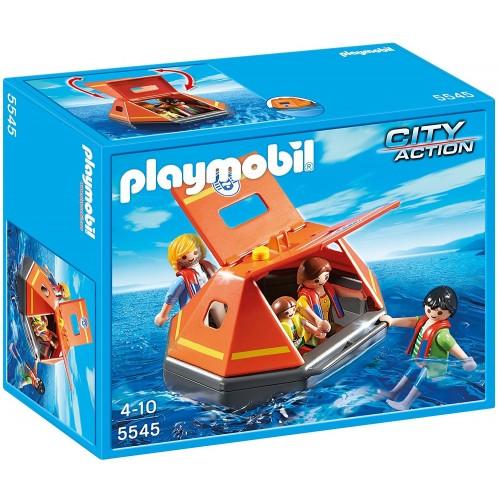 5545 - Balsa Salvavidas - Playmobil