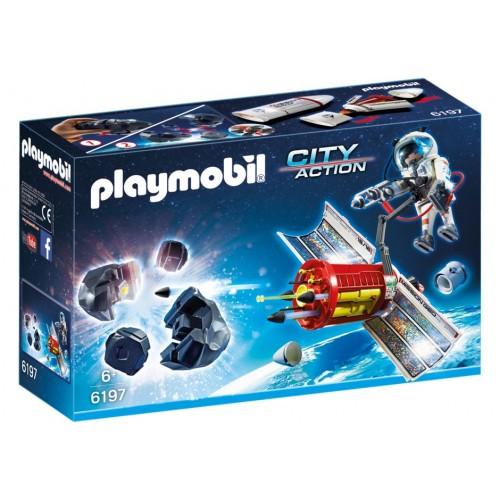 6197 - Satélite con Laser Rompe Meteoritos - Playmobil