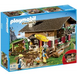 5422 - Casa Granja de los Alpes - Playmobil