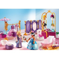 6850 - Vestidor de Princesas - Playmobil