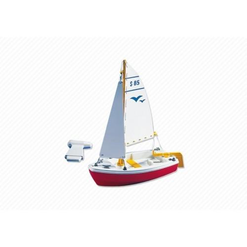 7349 - Bote Velero - Playmobil - Formato Bolsa