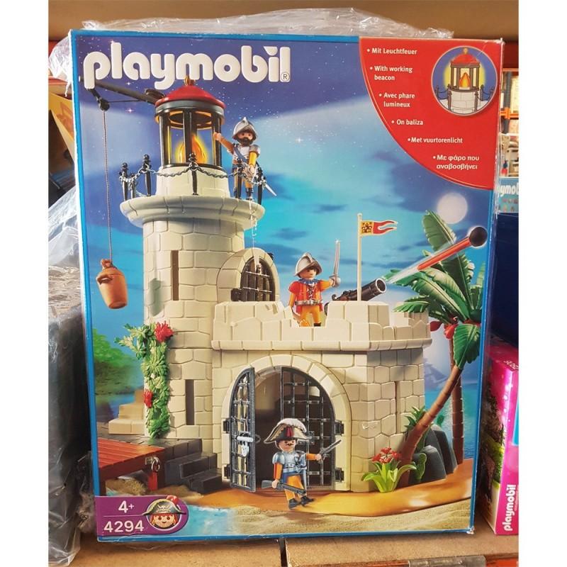 4294 - Fortaleza Faro Soldados Españoles - Playmobil