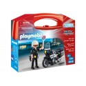 5648 - Maletín Policía USA - Playmobil