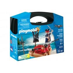 5655 - Maletín Grande Pirata - Playmobil