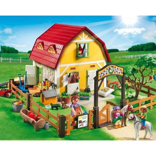 5222 - Granja Rancho de Ponis - Playmobil
