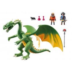 9001 - Dragon de Kingsland con Alex - Playmobil