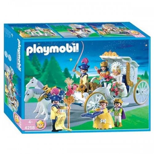 4258 - Carruaje Nupcial - Playmobil