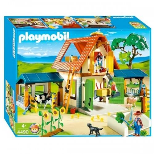 4490 - Granja Moderna de Playmobil