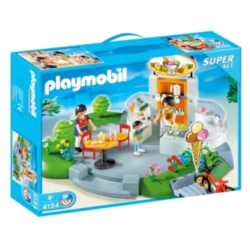 4134 - Heladería - Playmobil