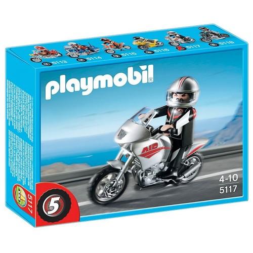 5117 - Moto Naked - Playmobil