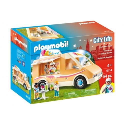 9114 - Camión de Helados - Playmobil USA
