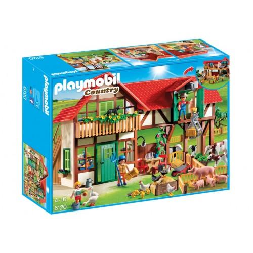 6120 - Granja - Playmobil