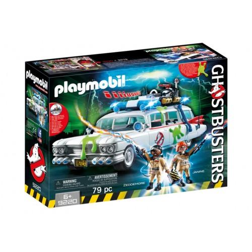 9220 - Ecto-1 Cazafantasmas - Playmobil