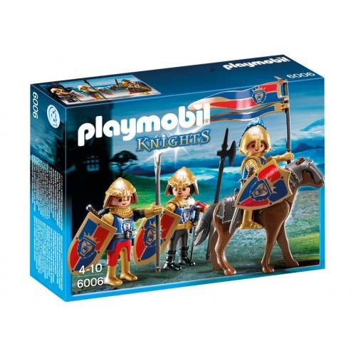6006 - Caballeros Reales del León - Playmobil
