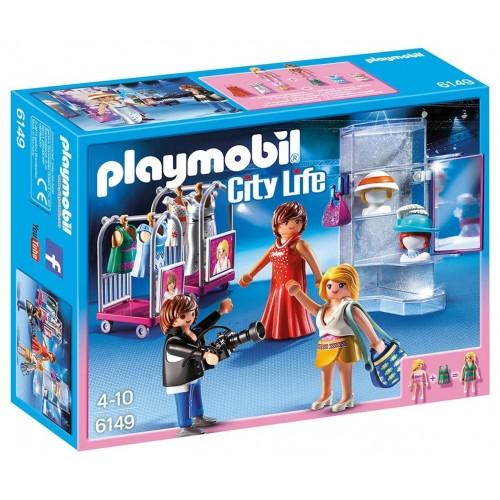 6149 - Sesión de Fotos Moda - Playmobil
