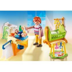 5304 - Habitación del Bebé - Playmobil