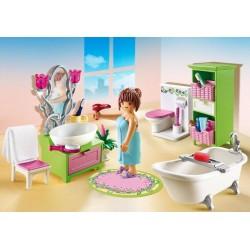 5307 - Baño Romántico Vintage - Playmobil