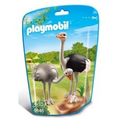 6646 - Familia Avestruces - Playmobil
