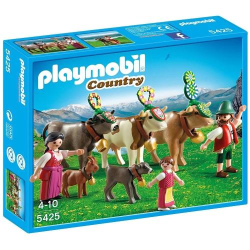 5425 - Pastores Alpinos - Playmobileros