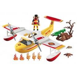 5560 - Hidroavión Extinción de Incendios - Playmobil