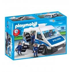 9397 - Fungor Policia antidisturbio - Playmobil