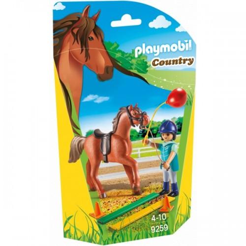 9259 - Terapéuta de Caballos - Playmobil